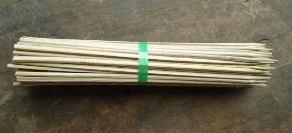 A bundle of bamboo